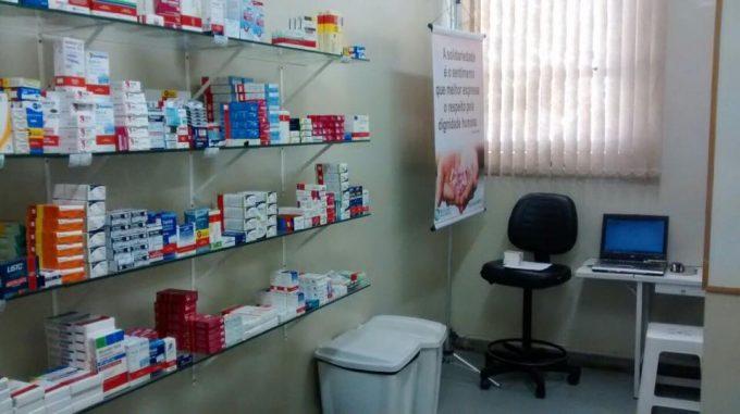 Farmácia Solidária de Orleans disponibiliza medicamentos gratuitos para a população