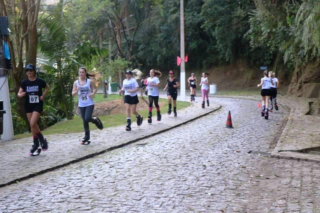 Prefeitura e Academia realizaram o I Kongoo Running em Orleans