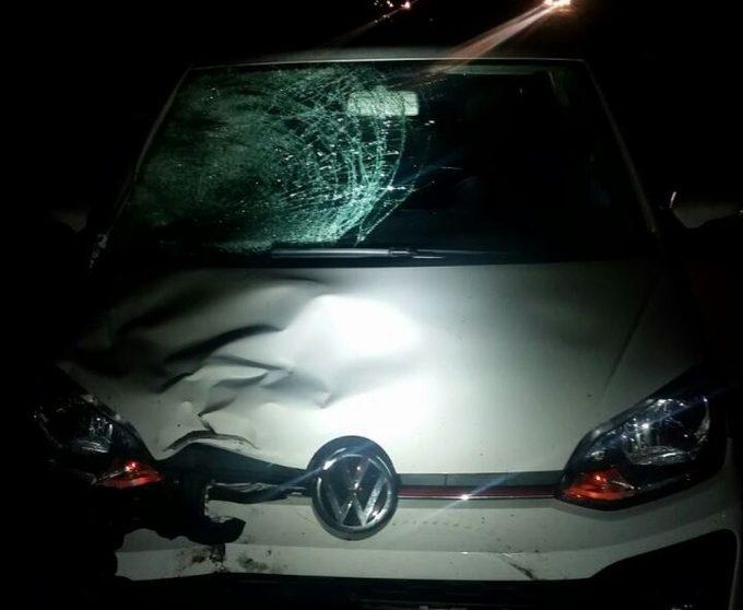 Ciclista morre após ser atropelado por carro na BR-101, em Laguna