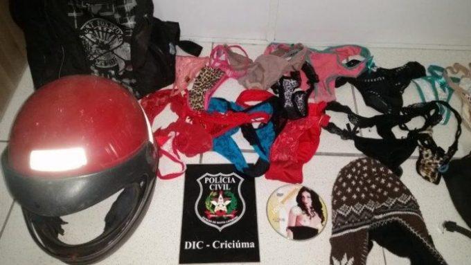 DIC de Criciúma prende autor de estuprosDIC de Criciúma prende autor de estupros