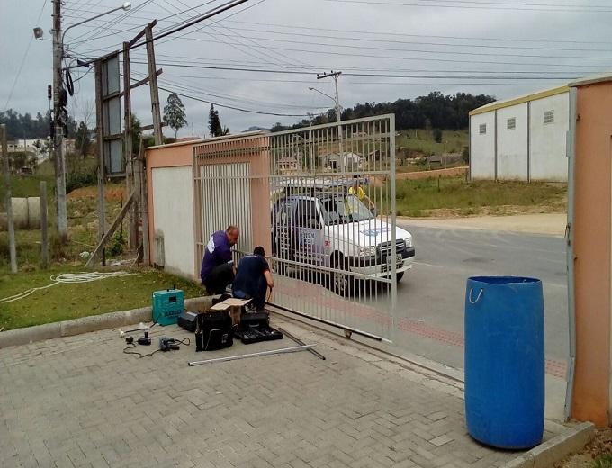 Escola Bonita – CEI Isaura Uliano Sombrio – Rio Bonito