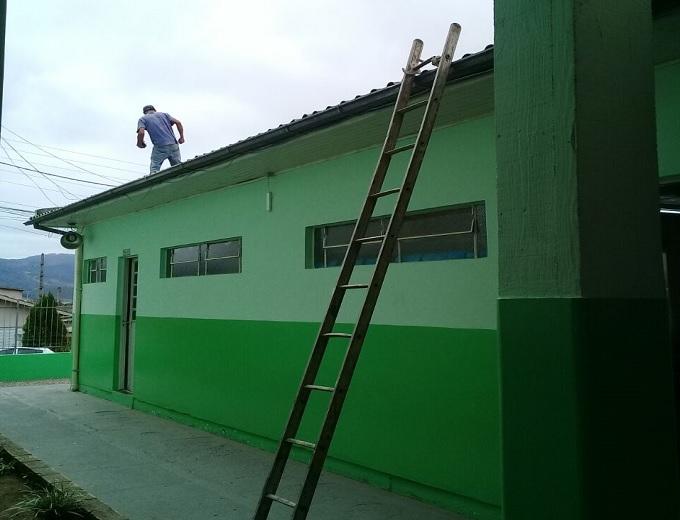 Escola Bonita – João Batista da Silva