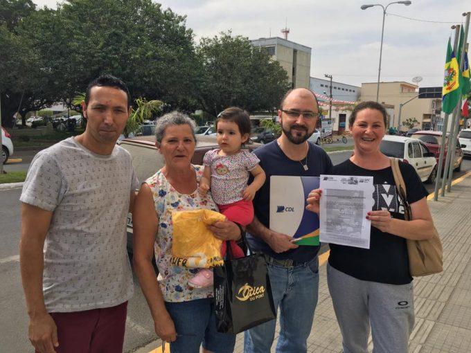 Sábado D+ atrai consumidores da região para Braço do Norte