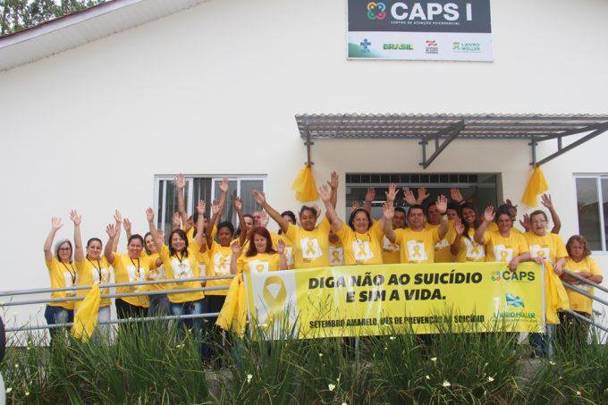 Governo de Lauro Müller inicia campanha de prevenção ao suicídio