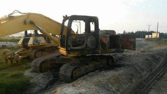 Incêndio pode atrasar obras no Farol de Santa Marta