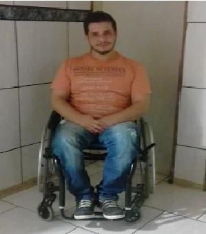 Campanha é realizada em prol de jovem que ficou paraplégico após grave acidente de trabalho
