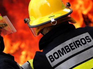 Corpo de Bombeiros Incêndio