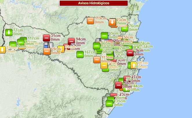 Falta de chuva agrava a situação dos rios que sofrem com a estiagem