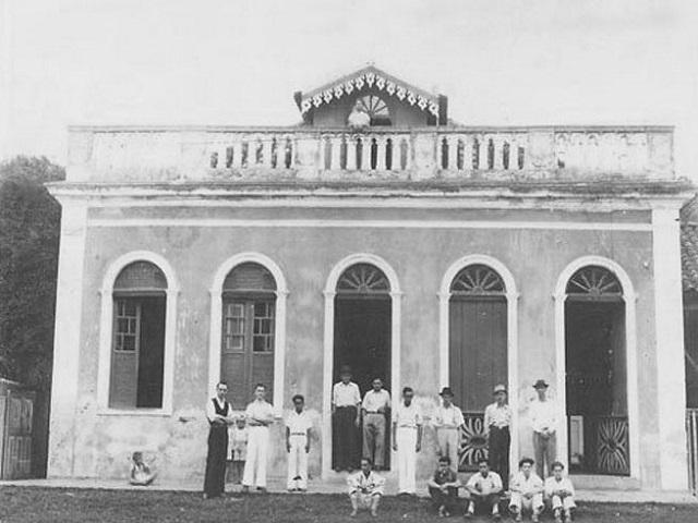 Casa da Família Zomer no bairro Coloninha