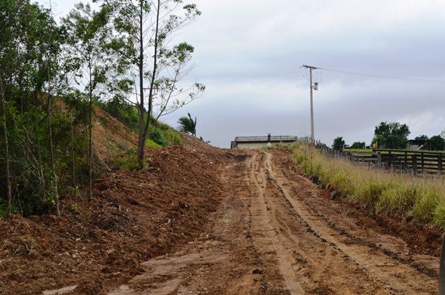 Siderópolis reabre rua fechada há mais de oito anos em Vila São Jorge