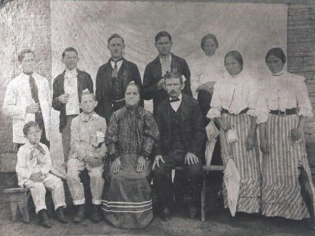 Família de Francesco Zomer
