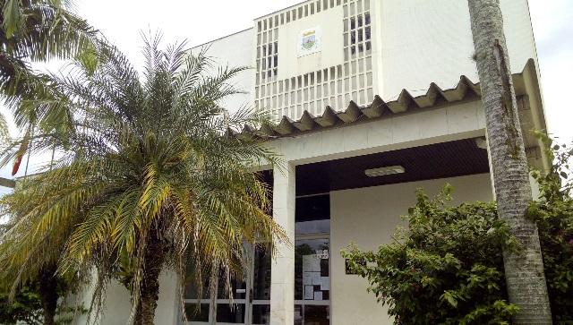 Prefeitura de Morro da Fumaça paço municipal