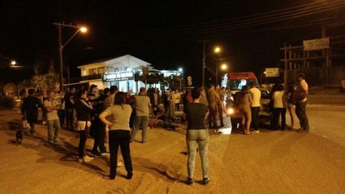Motociclista morre após colisão em Morro da Fumaça