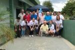 Agricultores de Pindotiba recebem orientações sobre cuidados com a saúde, em Orleans