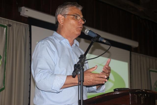 Vice-governador garante que usará recurso do Fundam para recuperação da SC-390