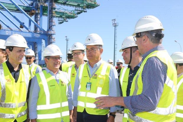 Reunião discute previsão de movimentação do Porto de Imbituba para 2018