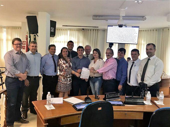 Prefeitura de Braço do Norte repassa mais R$ 40 mil ao Hospital Santa Teresinha