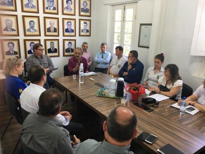 Prefeitura de Braço do Norte repassa R$ 75 mil para o Hospital Santa Teresinha
