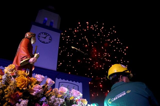 Fé, gratidão e emoção marcam a 85ª Festa de Santa Bárbara e Santa Luzia, em Lauro Müller