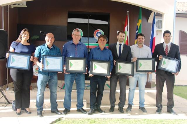 PM entrega premiação do Programa de Valorização Profissional – Valorem, em Orleans