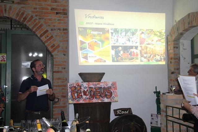 Vindima Goethe, evento que celebra colheita da uva, ocorrerá no mês de janeiro em Urussanga