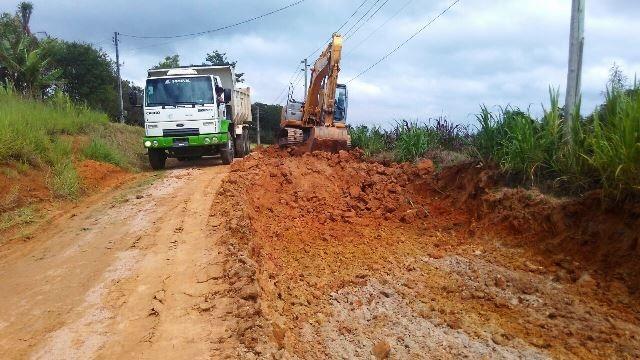 Falta de energia afeta abastecimento de água nas comunidades de Oratório e Sesmaria, em Orleans