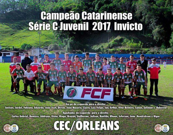 Associação Atlética de Orleans precisa de apoio para fazer mais história no futebol orleanense