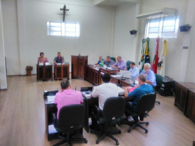 Dez indicações são aprovadas na Câmara de Vereadores de Lauro Müller