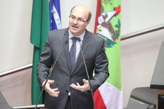 deputado José Milton Scheffer (PP)
