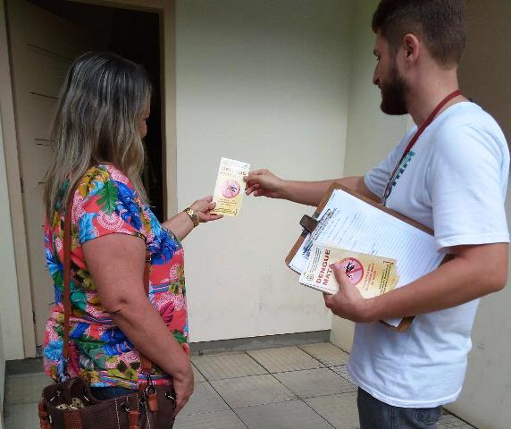Treviso realiza ação de combate ao Aedes Aegypti