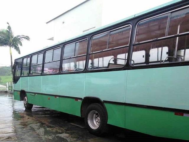 Ônibus Associação Atlética Orleans
