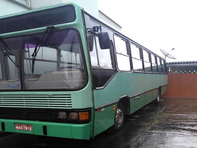 Ônibus Associação Atlética Orleans2
