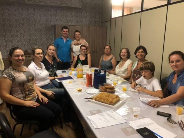 Conselho Municipal de Assistência Social de Orleans apresenta balanço das atividades