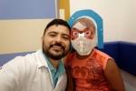 """Crianças que lutam contra o câncer, ganham """"aliados"""" no HSJosé2"""