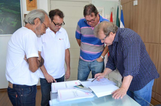 Quase 250 pessoas serão beneficiadas com a regularização fundiária em Siderópolis