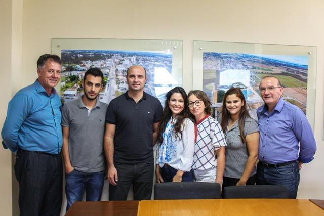 Secretário e coordenadoras municipais são empossados em Forquilhinha