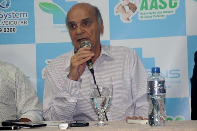 Em passagem pela região, Dráuzio Varella fala sobre como ter qualidade de vida e prevenir doenças