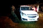 Jovem é flagrado com armas, carro furtado e plantação de maconha em Forquilhinha6