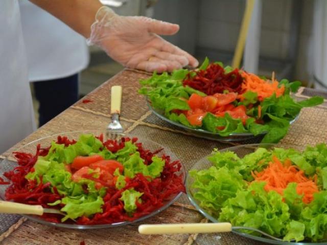 Alimentos orgânicos disponível aos alunos (1)