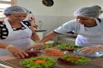 Alimentos orgânicos disponível aos alunos (2)