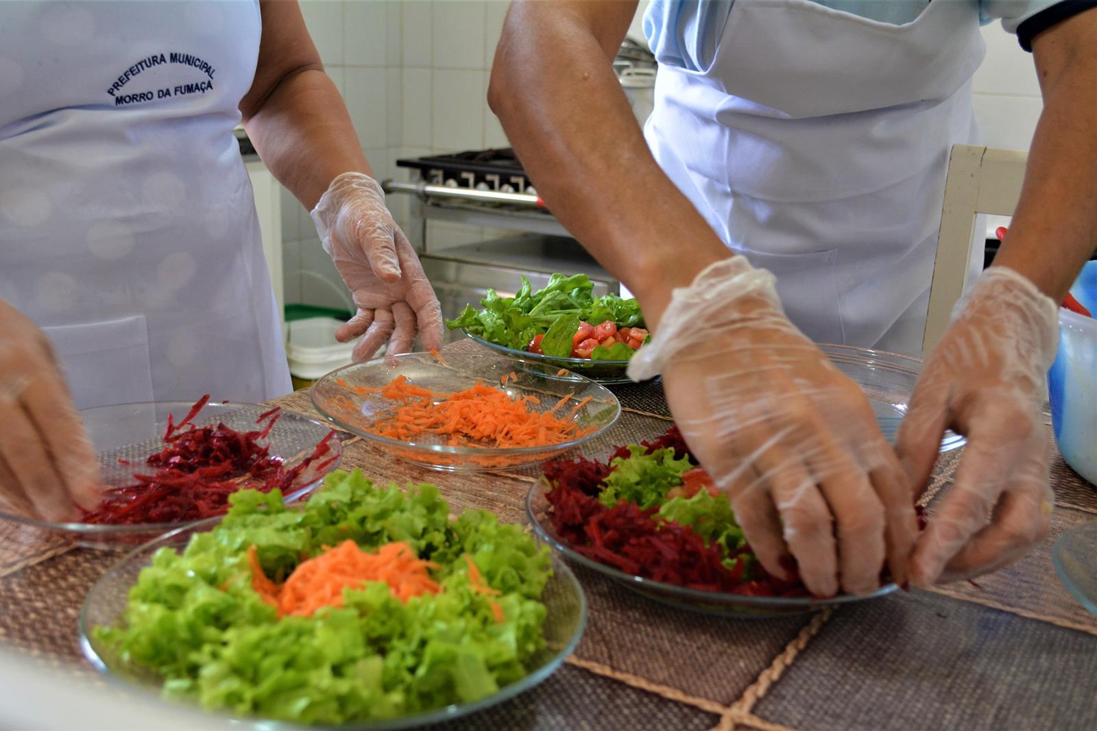 Alimentos orgânicos disponível aos alunos (4)
