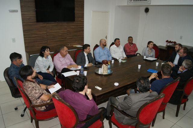 Reunião discute medidas para reduzir filas nas agências bancárias em Içara