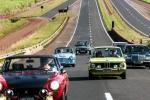 Rallye Internacional carros clássicos passarão pela Serra do Rio do Rastro