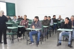 Centro de Qualificação Profissional promove curso de Eletricista de Distribuição, em Orleans6
