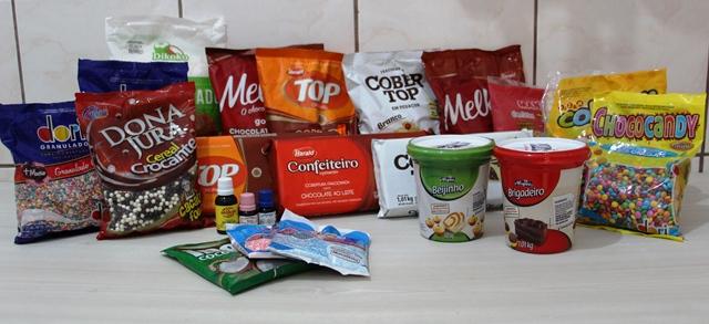 JP Doces: balas, chocolates, produtos de confeitarias e artigos para festas em um só lugar