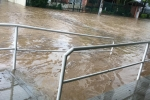 Chuva forte deixa ruas alagadas em Criciúma11