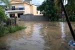 Chuva forte deixa ruas alagadas em Criciúma13