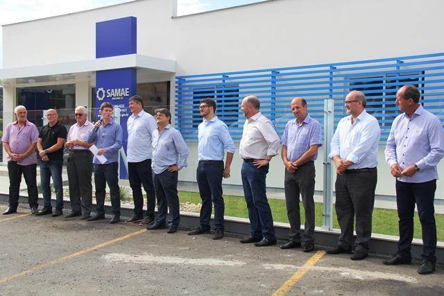 Samae de Orleans celebra 47 anos de fundação e inaugura obras de reforma da sede