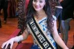 Sara Amarante Miss Teen Continentes del Mundo 2014 nossa Miss Teen ECO Santa Catarina 2013