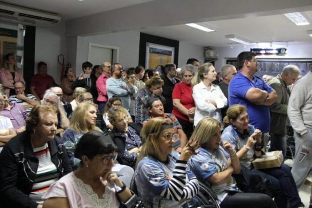 Audiencia publica seminario